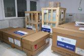 اهدای یک دستگاه سیتیاسکن توسط بهداشت جهانی به ساوه