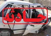 ۲ کشته و ۹ مصدوم در حوادث رانندگی ساوه – همدان