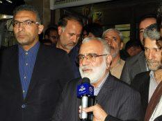 گزارش تصویری – حضور رئیس کمیته امداد کشور در ساوه