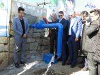 فاز نخست پروژه رینگ شمالی ساوه افتتاح شد / بهرهبرداری از مجتمع آبرسانی شهید سپهبد قاسم سلیمانی