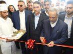 افتتاح پروژههای عمرانی و اقتصادی در ساوه