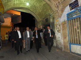 حریم و عرصه مسجد جامع ساوه آزاد میشود/تولید ۲۰۰ هزار شغل توسط میراث فرهنگی در سال ۹۷