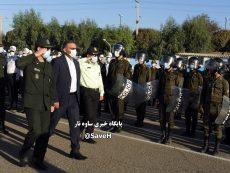 ماموران پلیس مجاهدان فی سبیل الله هستند