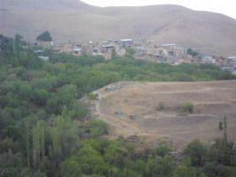 روستای عباس آباد نارباغی همچنان  در تاریکی به سر می برند