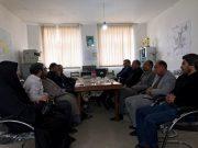 جمعی از مسئولان شهرستان از روستای یل آباد بازدید کردند