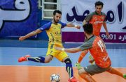 نماینده فوتسال استان به جمع ۴ تیم برتر فوتسال کشور پیوست