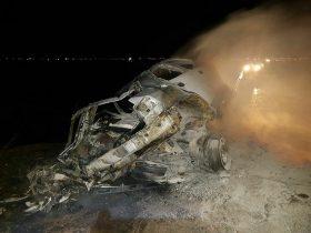 دو کشته و زخمی بر اثر واژگونی سواری زانتیا