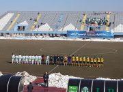 دربی فوتبال استان مرکزی به کام آلومینیوم اراک