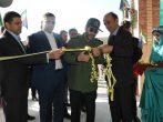 افتتاح مدرسه ۶ کلاسه خیر ساز در ساوه