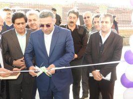 افتتاح چند پروژه همزمان با دهه مبارک فجر در ساوه