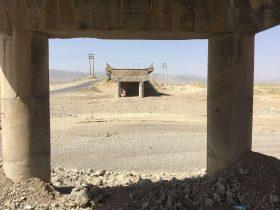 افتتاح پل هفت دهانه ساوه در دهه فجر سالجاری
