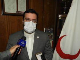 لزوم تعیین تکلیف املاک هلال احمر ساوه تا هفته آتی
