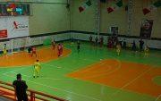 برتری پر گل نماینده ساوه در لیگ برتر فوتسال