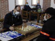 پایان مسابقات شطرنج گروه صنعتی شیشه کاوه با معرفی نفرات برتر