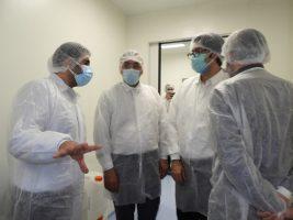 آغاز تولید واکسن کرونا در ساوه از اوایل تابستان