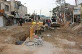 پایان کار دستگاههای خدمات رسان در پیاده راه امام (ره)