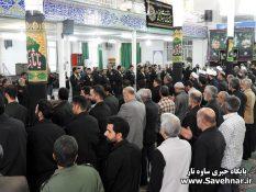 گزارش تصویری – عزاداری شهروندان ساوجی در سالروز وفات پیامبراکرم (ص) و شهادت امام حسن مجتبی (ع)
