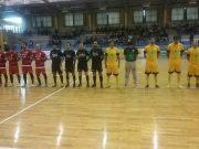 شکست سنگین تیم فوتسال شهرداری ساوه در هفته نهم !