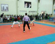 مسابقات ورزشی گروه رزم گیلما قهرمانی کشور در ساوه برگزار شد