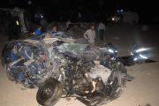 جان باختن پنج نفر در تصادف خونین جاده ساوه- همدان