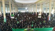 همایش بزرگ شیرخوارگان حسینی صبح جمعه در مصلی امام علی (ع) برگزار شد