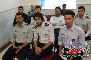 اهداي خون کارکنان آتش نشاني ساوه به مناسبت روز آتش نشاني