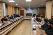جلسه شوراي هماهنگي ترافيك شهرستان ساوه برگزار شد