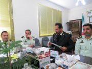 ناجا یک پلیس مکتبی و دانش محور است/ عدم وقوع جرایم سازمان یافته در ساوه