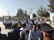 گزارش تصویری – ورود کاروان اورژانس اربعین کشور به ساوه