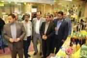 بازدید اعضای شورای اسلامی شهر ساوه از جشنواره فرهنگی و هنری بانوان
