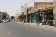 طرح جداره سازی خیابان هلالی برای اولین بار اجرایی می شود