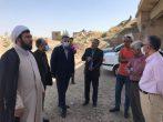 آغاز عملیات بازسازی پل هفت دهانه