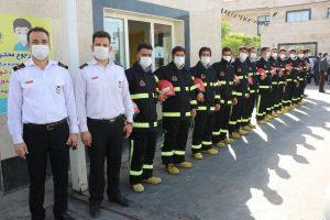 نیاز ساوه به دو ایستگاه آتش نشانی و ۶۰ نیروی عملیاتی جدید
