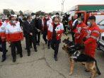 لزوم شارژ انبارهای امدادی در استان / مانور لحظه صفر در ساوه نمره قابل قبول گرفت